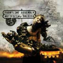 ARTIFICIAL SOLDIER Audio CD, FRONT LINE ASSEMBLY, CD