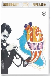 BAKERS HOLIDAY -BLU-SPEC- BLU-RAY AUDIO CHET BAKER, Blu-Ray