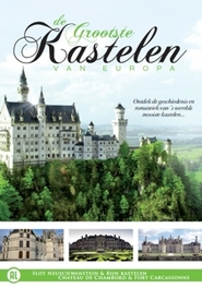 Grootste kastelen van Europa, (DVD) .. EUROPA // PAL/ALL REGIONS DOCUMENTARY, DVD