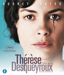 Therese Desqueyroux, (Blu-Ray) ALL REGIONS // W/ AUDREY TAUTOU, GILLES LELLOUCHE MOVIE, BLURAY