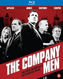 Company men, (Blu-Ray) ALL REGIONS/ W/TOMMY LEE JONES,BEN AFFLECK,CHRIS COOPER MOVIE, BLURAY