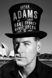 Bryan Adams - Live At Sydney Opera House, (DVD) .. HOUSE // THE BARE BONES TOUR Adams, Bryan, DVD