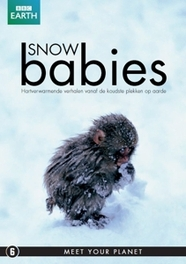 BBC earth - Snow babies, (DVD) ALL REGIONS DOCUMENTARY/BBC EARTH, DVDNL