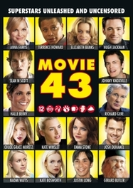 Movie 43, (DVD) CAST: HALLE BERRY, HUGH JACKMAN, RICHARD GERE MOVIE, DVDNL