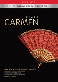 CARMEN (GLYNDEBOURNE) NTSC/ALL REGIONS // LONDON PHILHARMONIC ORCHESTRA G. BIZET, DVDNL