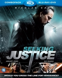 Seeking justice, (Blu-Ray) ALL REGIONS // W/ NICOLAS CAGE,JANUARY JONES,GUY PEARCE MOVIE, BLURAY