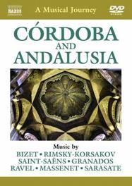 Various - A Musical Journey: Cordoba & Andalu, (DVD) A MUSICAL JOURNEY//NTSC-ALL REGIONS V/A, DVD