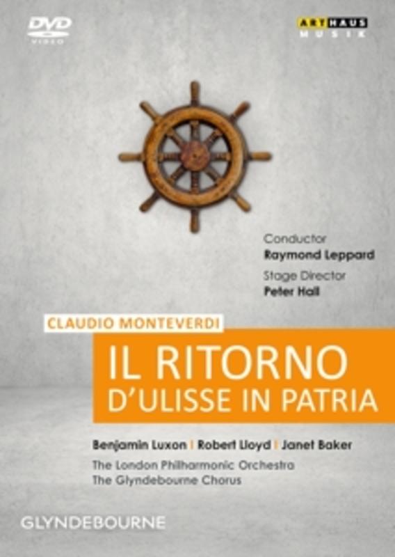IL RITORNO D'ULISSE IN PA GLYNDEBOURNE FESTIVAL OPERA 1973//NTSC/ALL REGIONS C. MONTEVERDI, DVDNL