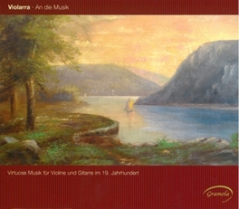 AN DIE MUSIK Audio CD, VIOLARRA, CD