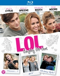 LOL (Laughing out loud), (Blu-Ray) ALL REGIONS // W/ MILEY CYRUS, DOUGLAS BOOTH MOVIE, Blu-Ray