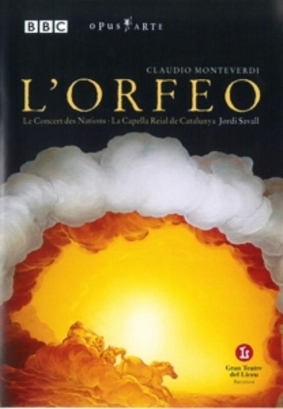 Zanasi/Mingardo/Banditelli/La Capel - L Orfeo, (DVD) ZANASI/MINGARDO/BANDITELLI/LA CAPEL // J. SAVALL MONTEVERDI, DVD