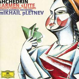 CARMEN SUITE W/RUSSIAN NAT.ORCH., MIKHAIL PLETNEV Audio CD, R. SHCHEDRIN, CD