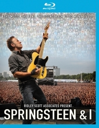 Springsteen Bruce - Springsteen & I, (Blu-Ray) DOCUMENTARY + LIVE 2012 + FANS/FAN MEETINGS Springsteen, Bruce, Blu-Ray