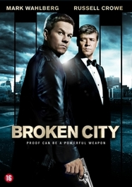Broken city, (DVD) ALL REGIONS // W/ MARK WAHLBERG, RUSSELL CROWE MOVIE, DVDNL