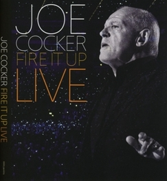 FIRE IT UP - LIVE Joe Cocker, BLURAY