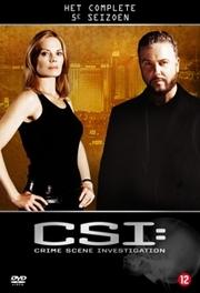CSI: Las Vegas - Seizoen 5 (6DVD)