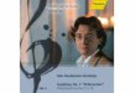 COMPLETE SYMPHONIES VOL.4 HEIDELBERGER SINFONIKER/THOMAS FEY Audio CD, MENDELSSOHN-BERTHOLDY, F., CD