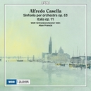 SYMPHONY NO3: SINFONIA.. .. PER ORCHESTR//FRANCIS, ALUN//WDR SINFONIEORCHESTER K