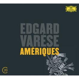 AMERIQUES CHICAGO SYMPHONY ORCHESTRA/PIERRE BOULEZ E. VARESE, CD
