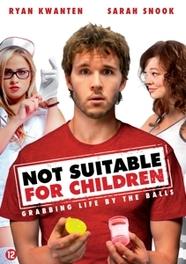 Not suitable for children, (DVD) BY PETER TEMPLEMAN /CAST: RYAN KWANTEN, BOJANA NOVAKOVI MOVIE, DVDNL