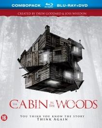 Cabin in the woods, (Blu-Ray) ALL REGIONS // BY JOSS WHEDON, DREW GODDARD Whedon, Joss, Blu-Ray