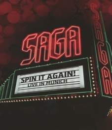 SPIN IT AGAIN - LIVE IN.. SAGA, Blu-Ray
