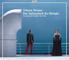 DAS SPITZENTUCH DER KONIG STAATSOPERETTE DRESDEN/ANDRE MEYER Audio CD, J. STRAUSS, CD
