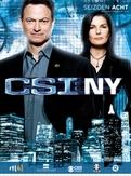 CSI New York - Seizoen 8...
