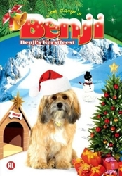 Benji's kerstfeest, (DVD)
