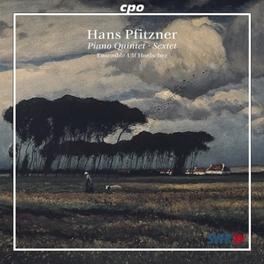 QUINTET OP.23/SEXTET OP.5 ENSEMBLE ULF HOELSCHER Audio CD, H. PFITZNER, CD