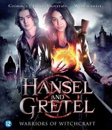 Hansel & Gretel - Warriors of witchcraft, (Blu-Ray) .. WARRIORS OF WITCHCRAFT/ FIVEL STEWART,BOOBOO STEWART MOVIE, BLURAY