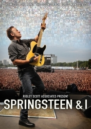 Springsteen Bruce - Springsteen & I, (DVD) NTSC/ALL REGIONS/ROCKUMENTARY Springsteen, Bruce, DVDNL