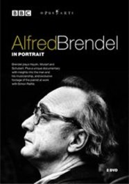 ALFRED BRENDEL IN PORTRAIT, MOZART/HAYDN/SCHUBERT PAL+NTSC/ALL REGIONS/MOZART/A.O DVD, ALFRED BRENDEL, DVD