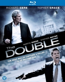 Double, (Blu-Ray) CAST: RICHARD GERE, TOPHER GRACE, MARTIN SHEEN MOVIE, Blu-Ray