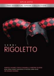 RIGOLETTO ROYAL OPERA HOUSE COVENT GARDEN // NTSC/ALL REGIONS G. VERDI, DVDNL