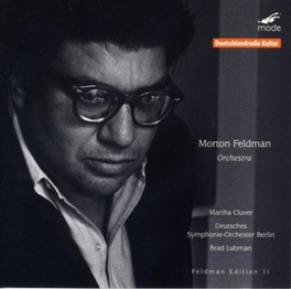 FELDMAN EDITION 11:ORCHES DEUTSCHES S.O./B.LUBMAN M. FELDMAN, CD