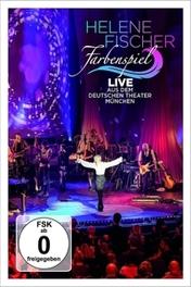 Helene Fischer - Farbenspiel (Live Aus Dem Deutschen, (DVD) AUS DEM DEUTSCHEN THEATER MUNCHE HELENE FISCHER, DVDNL