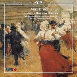 SUITES & SERENADES:SWEDIS SWR RUNDFUNKORCHESTER KAISERLAUTERN Audio CD, M. BRUCH, CD