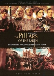Pillars Of The Earth (5 dvd)