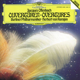 OUVERTURES ORPHEUS IN THE BP/KARAJAN Audio CD, J. OFFENBACH, CD