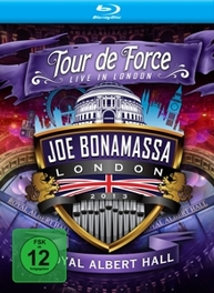 Joe Bonamassa - Tour De Force - Live in London (Royal Albert Hall)