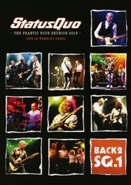 LIVE AT WEMBLEY -DVD+CD- DVD + CD  // LIVE 2013 STATUS QUO, DVD
