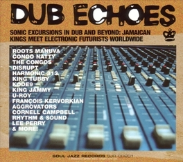 DUB ECHOES Audio CD, V/A, CD