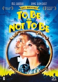 To be or not to be, (DVD) PAL/REGION 2 // W/ MEL BROOKS, ANNE BANCROFT MOVIE, DVDNL