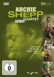 Archie Shepp Quartet Deel 2 - Live From Teatro Alfieri