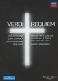 Barenboim,Daniel/Kaufmann,Jonas - Requiem, (DVD) BARENBOIM, DANIEL/JONAS KAUFMANN