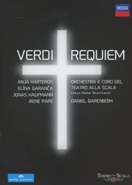 Barenboim,Daniel/Kaufmann,Jonas - Requiem, (DVD) BARENBOIM, DANIEL/JONAS KAUFMANN G. VERDI, DVD