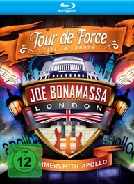TOUR DE FORCE - HAMMERSMI JOE BONAMASSA, Blu-Ray