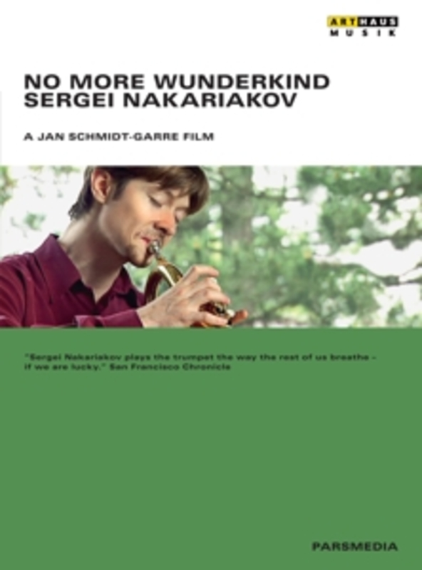 NO MORE WUNDERKIND SERGEI NAKARIAKOV, DVD