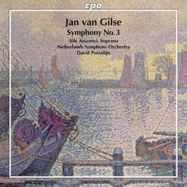 SYMPHONY NO.3 NETHERLANDS S.O./DAVID PORCELIJN//RE-RELEASE J. VAN GILSE, CD